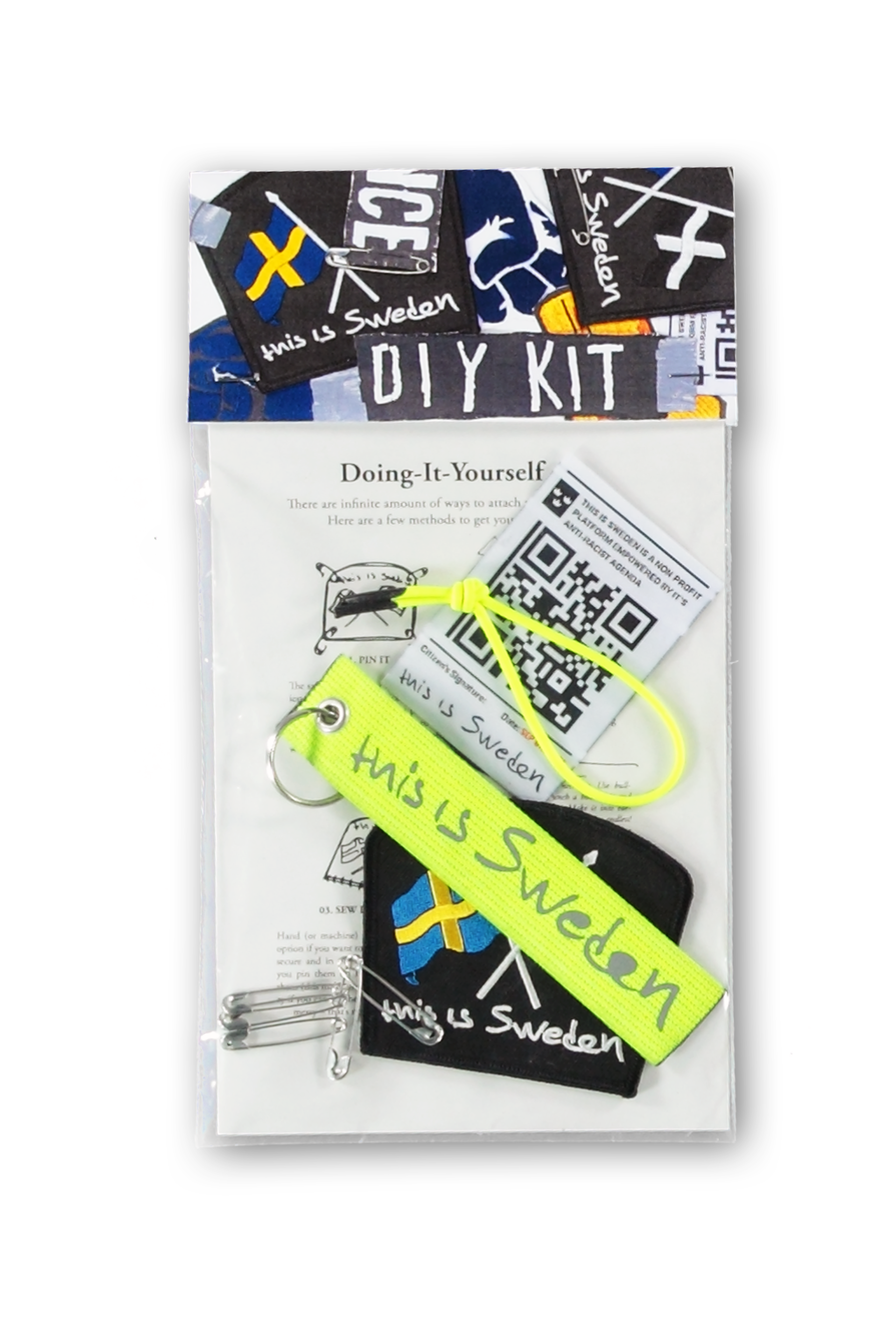 this is Sweden The DIY-kit